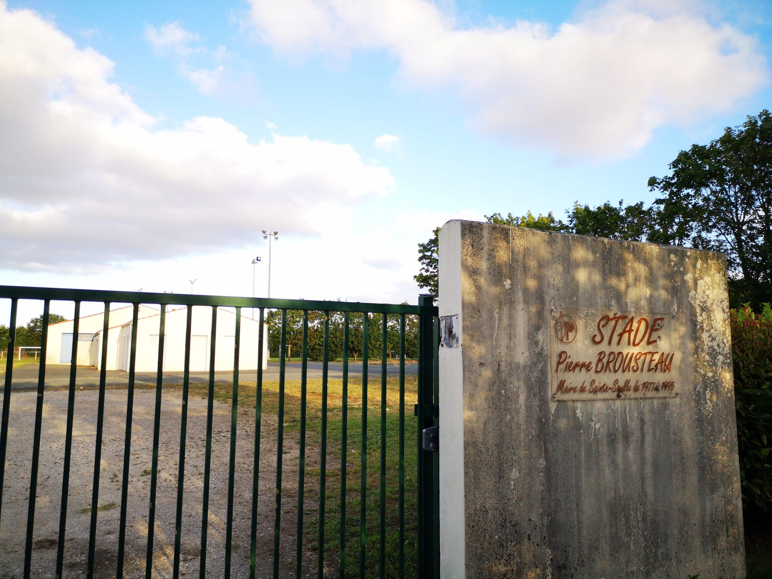 Stade Pierre Brousteau