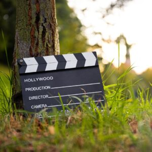 Film Flap Filmklappe Video Cinema  - dmncwndrlch / Pixabay
