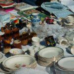 Flea Market Dishes Vide Grenier  - jackmac34 / Pixabay