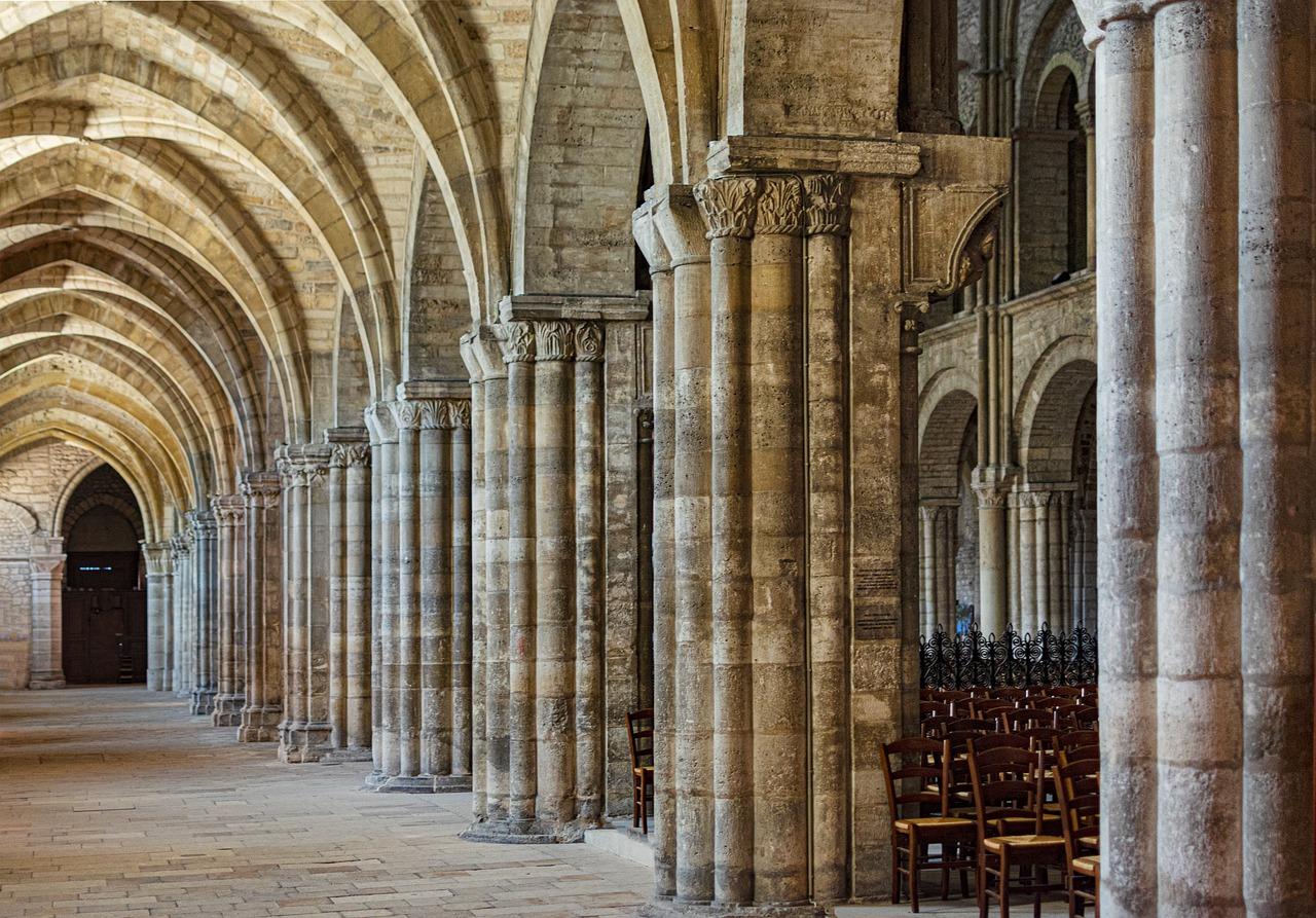 Building Religious Stones Heritage  - Mrdidg / Pixabay