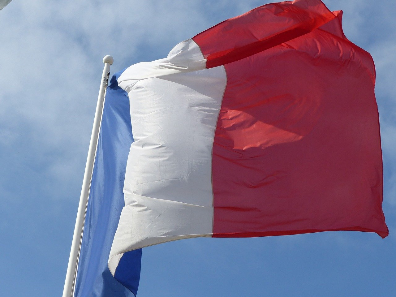 Flag France French Flag French  - Hreisho / Pixabay